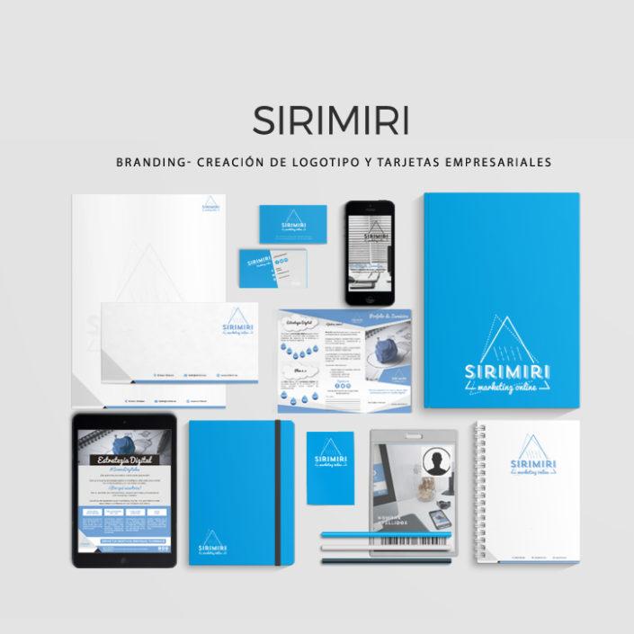 Proyectos BRANDING - Sirimiri