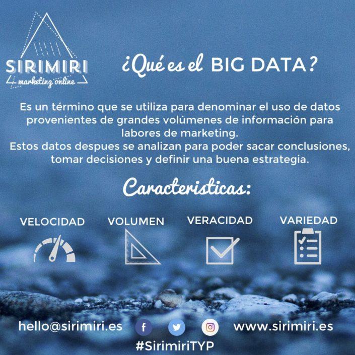 Big Data - Sirimiri