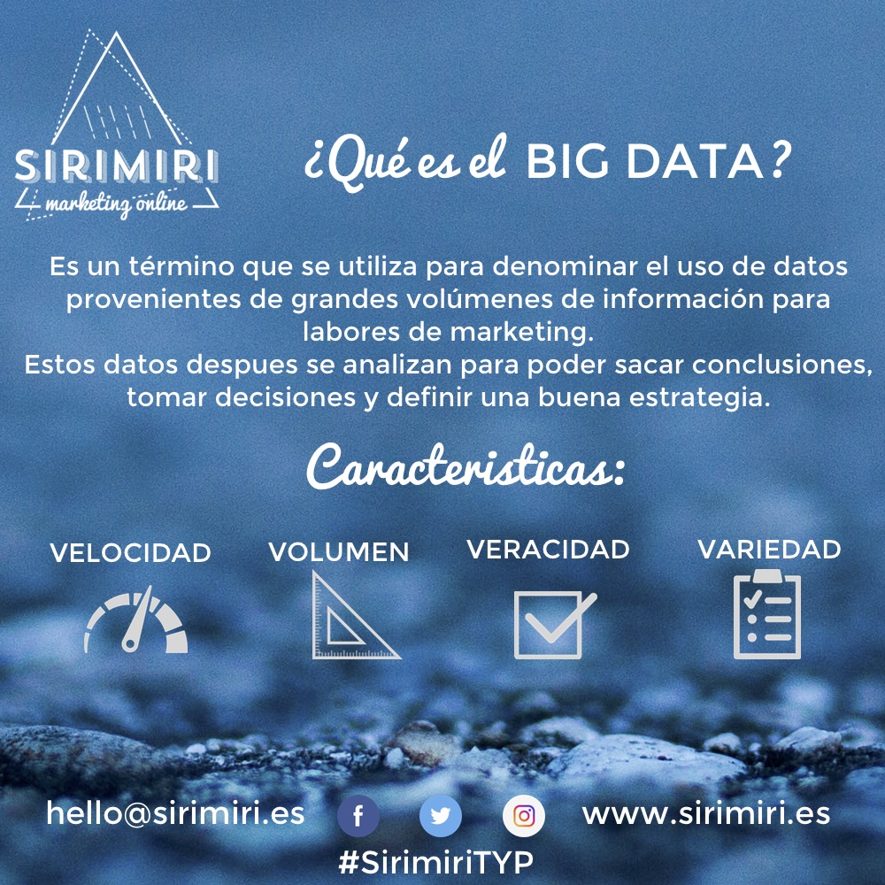 Big Data - Sirimiri