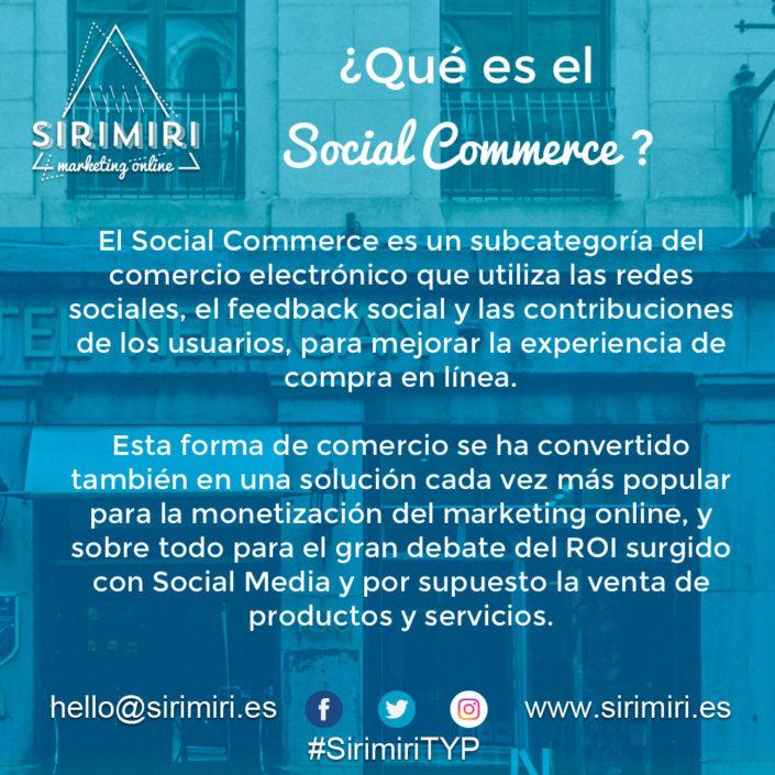El Social Commerce