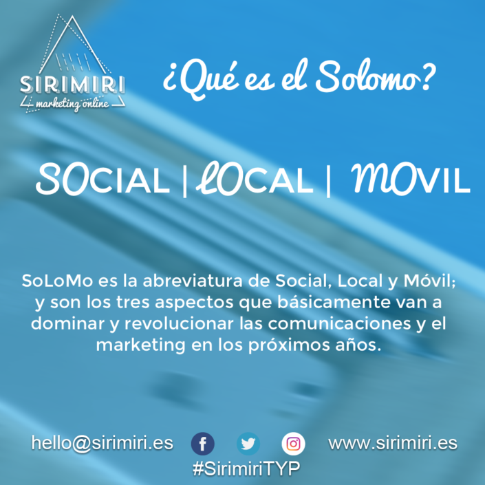 Solomo Marketing