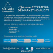 ¿Qué es una estrategia de Marketing Audit?