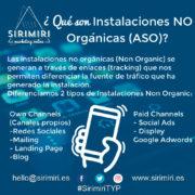 ¿Qué son Instalaciones No Organicas (ASO)?