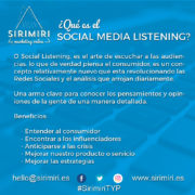 ¿Qué es el Social Media Listening?