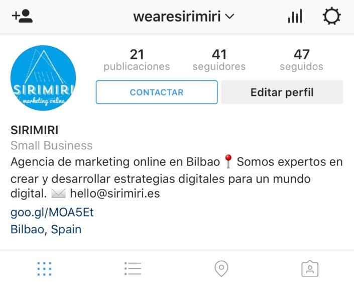 Instagram-empresa