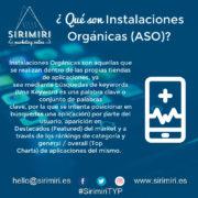 Qué son las descargas orgánicas (ASO)