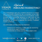 Inbound marketing - Sirimiri