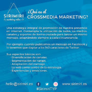 ¿Qué es el Crossmedia Marketing?
