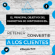 Content Marketing o Marketing de Contenidos